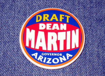 Draft Dean Martin Governor Arizona