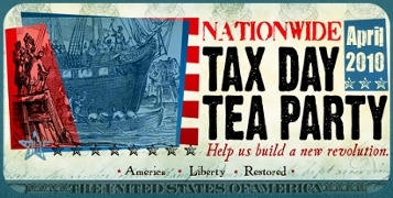 Tax Day Tea Party