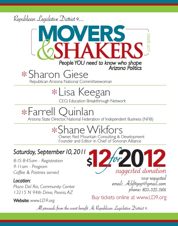 LD-9's Movers & Shakers