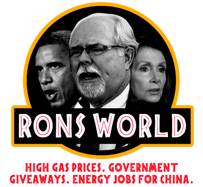 Ron Barber's World