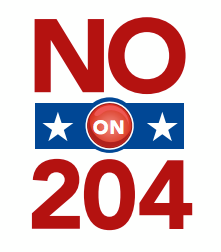 Vote No on 204