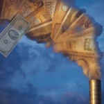 carbon tax green money