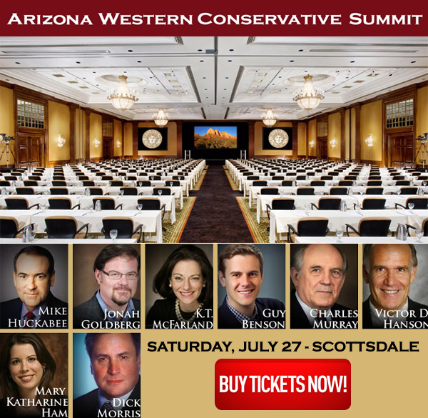 Arizona Western Conservative Summit 2013