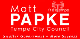 Matt Papke for Tempe City Council