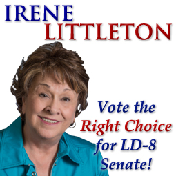 Irene Little for State Senate