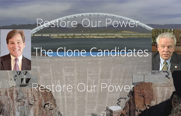 Tom Chabin & Bill Mundell - The Clone Candidates