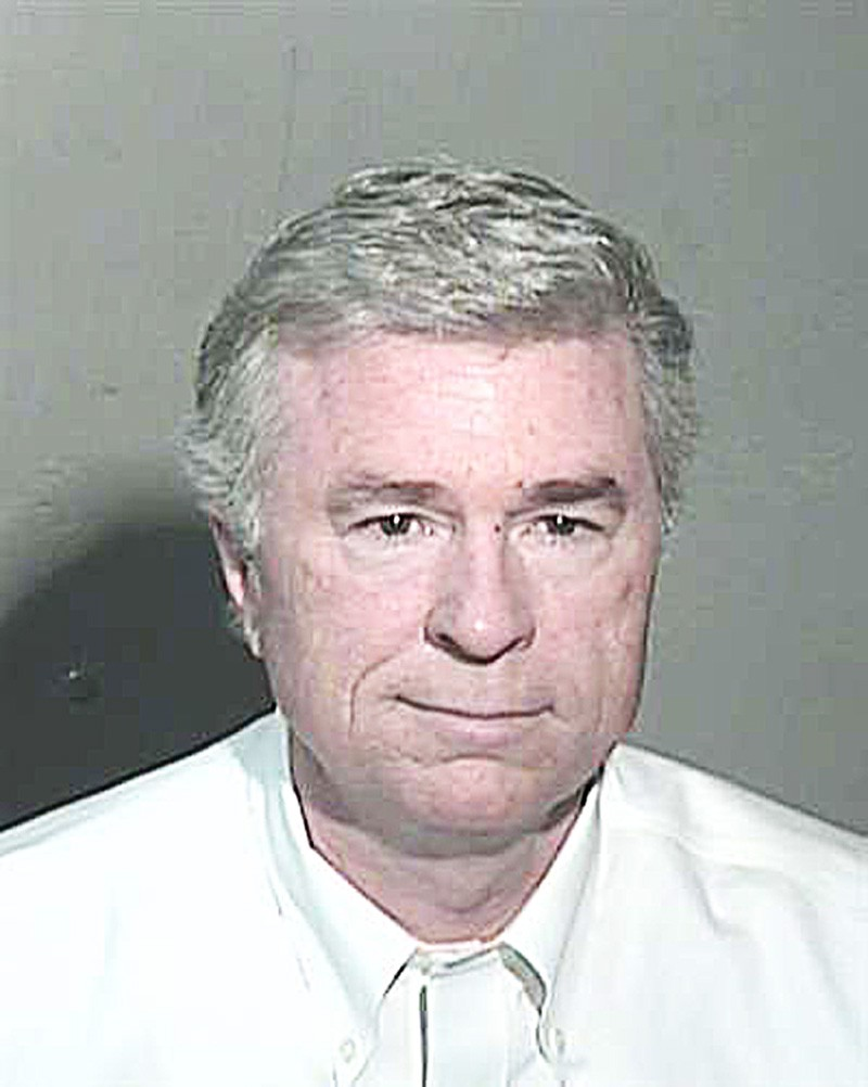 Don Stapley Mugshot
