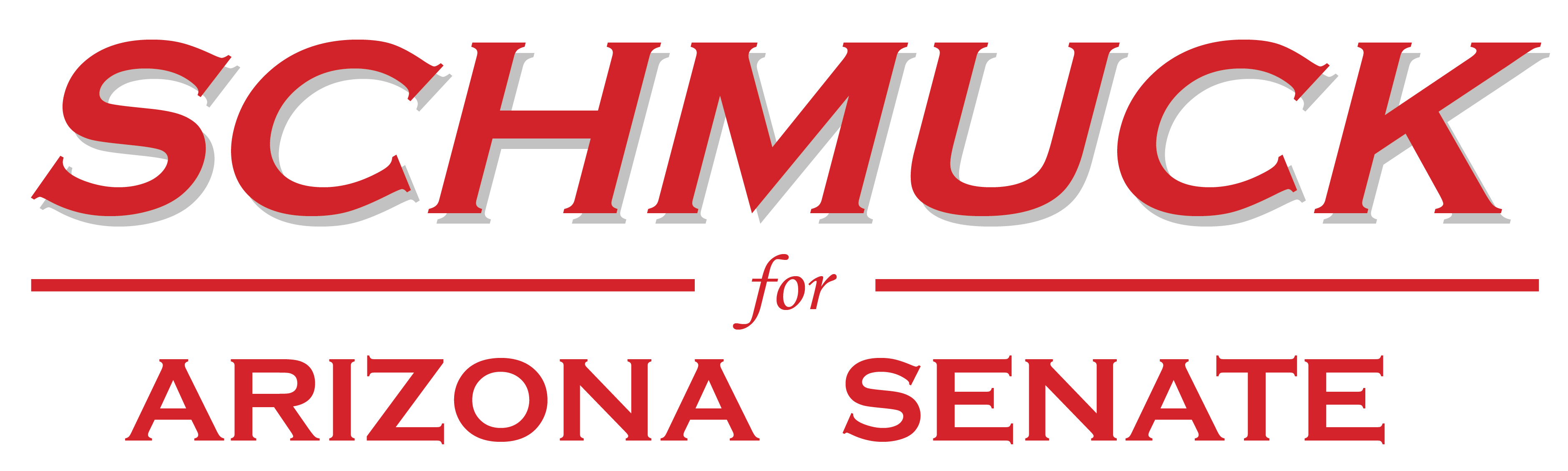 Frank Schmuck for Arizona Senate